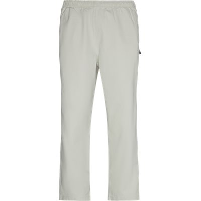 Brushed Beach Pant Loose | Brushed Beach Pant | Hvid